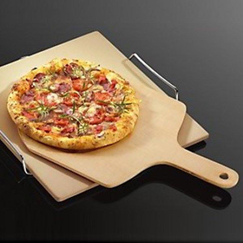 Pizza-Schaufel / Ofen Schieber aus Holz