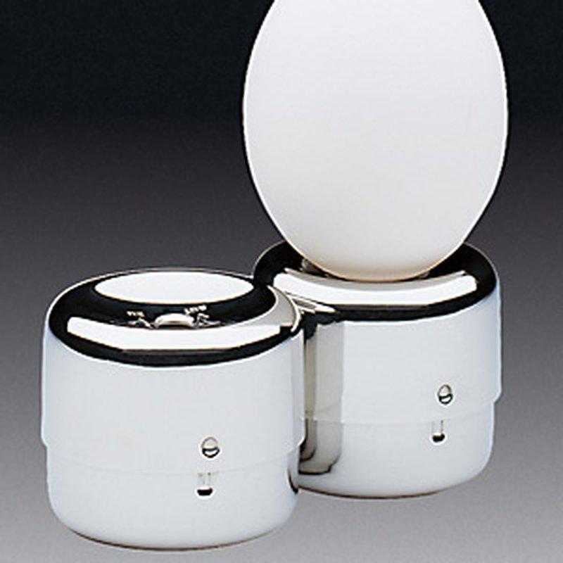 Kompakter Ei-Picker aus Edelstahl