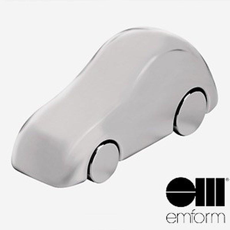 Büroklammer-Magnet ´emform Classic Car´ aus Alu...