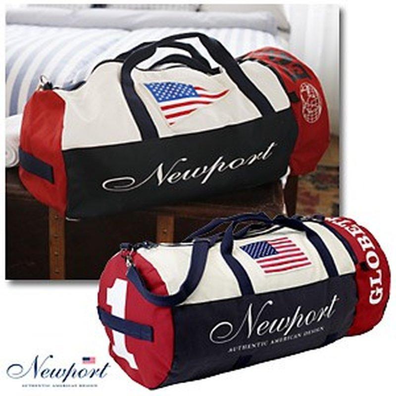 Newport Collection Wochenend Tasche ´Peach Tree´