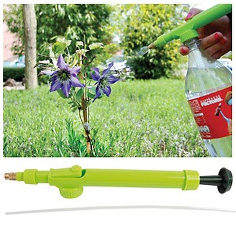 pflanzen spr her pump spr h aufsatz f r pet flaschen. Black Bedroom Furniture Sets. Home Design Ideas