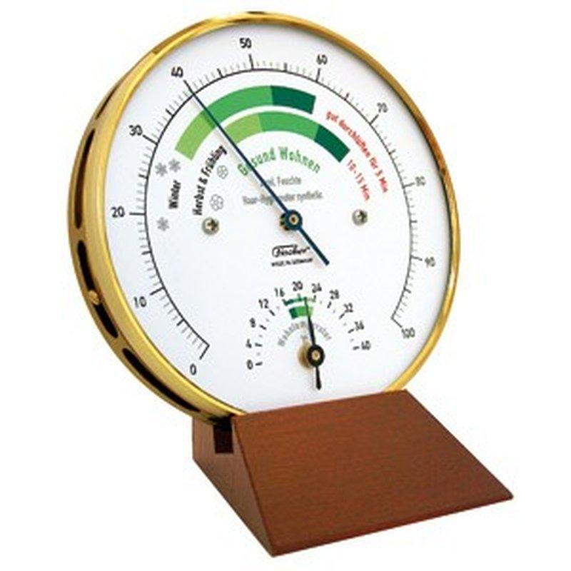 Wohnklima Hygrometer mit Thermometer