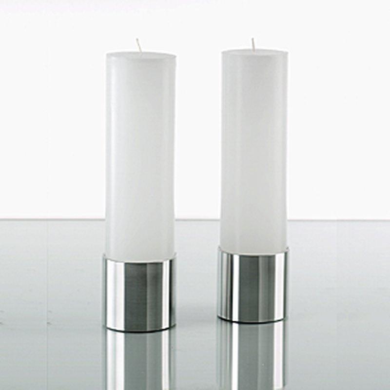 Kerzenständer mit Lotuskerze