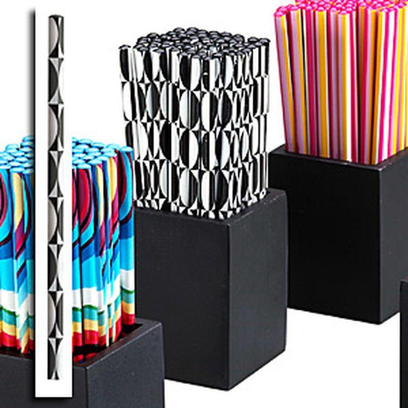 Display 60 Bleistifte ´Black&White´ in Holzbox