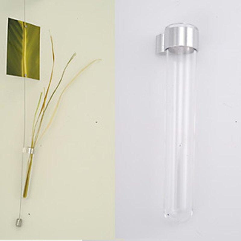 Magnetische Blumen Vase zum Foto-Seil