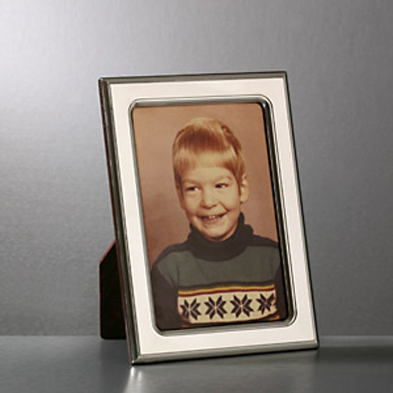 Bilderrahmen aus Sterling-Silber 10x15