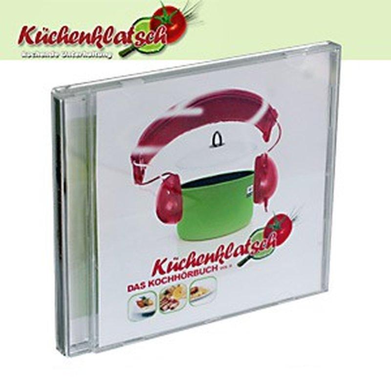 Küchenklatsch Hörbuch / Audio Koch-Buch ´Das Kochhörbuch Vol. II´