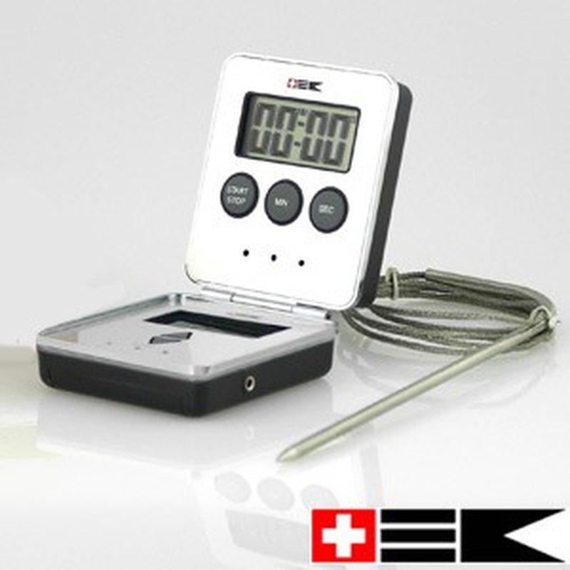 Bengt EK Design Digital Thermometer mit Timer, ...