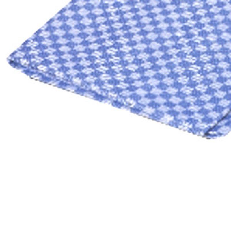Grubenhandtuch oder Küchen- und Gläser-Tuch aus Baumwolle